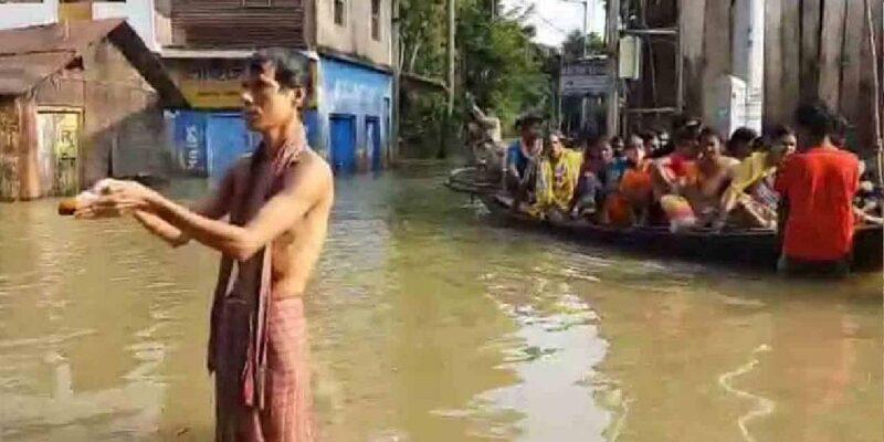 West Bengal Flood: बाढ़ को लेकर सीएम ममता बनर्जी ने लिखा पीएम नरेंद्र मोदी को पत्र, स्थाई समाधान की मांग की