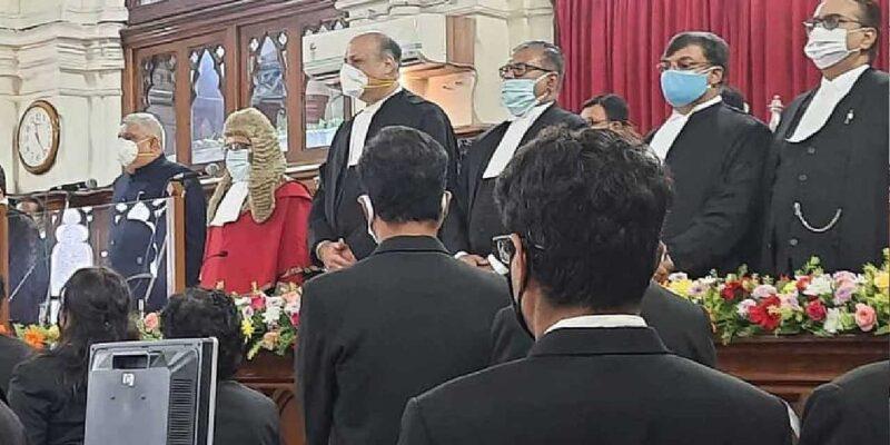 West Bengal: कलकत्ता हाई कोर्ट के नए मुख्य न्यायाधीश बने जस्टिस प्रकाश श्रीवास्तव, राज्यपाल जगदीप धनखड़ ने दिलाई शपथ